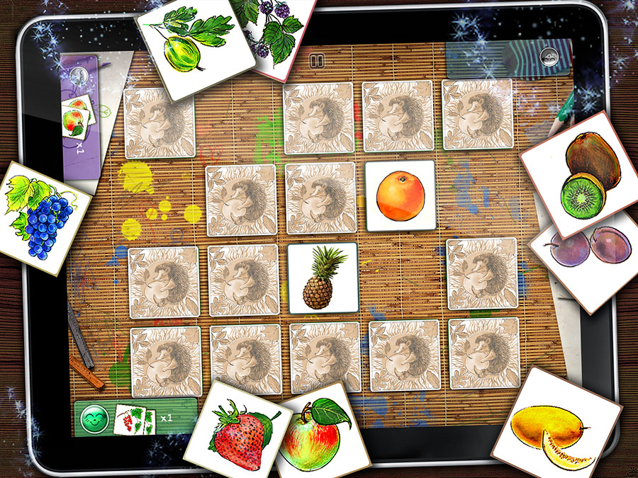 Awesome Memory : Tangible Games – making great iOS games