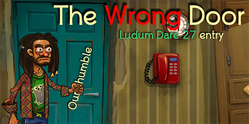 The Wrong Door Title Picture